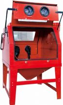 SBC1200 Large Industrial 2 Man Sand Blast Cabinet For Sandblasting Bigger Parts